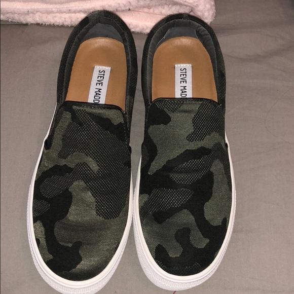 steve madden camouflage shoes outlet